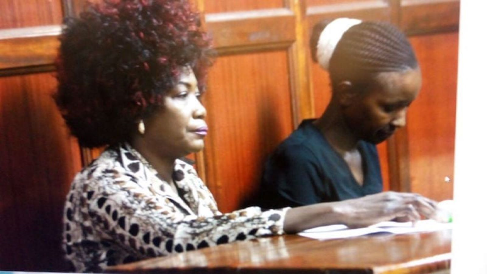 Wife To former Ugenya MP Concelia Ondiek Jailed For Stealing 1.5Million