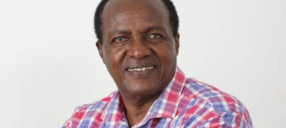 The late Kiambaa MP Paul Koinange