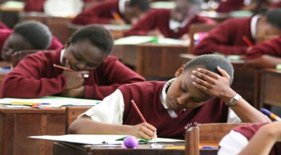 KCSE Candidates